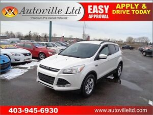 2014 Ford Escape SE AWD EcoBoost Nav B.Cam  Power L.Gate