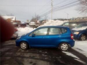 2007 Honda Fit LX AUTO POWER WINDOWS ,LOCKS AND AIR ONLY $3450.