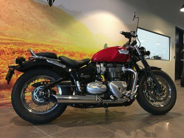 2018 Triumph Bonneville Speedmaster Road Bike 1200cc