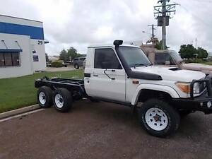 2011 Toyota LandCruiser Ute Mount Louisa Townsville City Preview