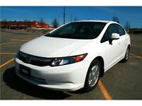 2012 Honda Civic LX , Everthing Power, Alloy, Cuise Control.