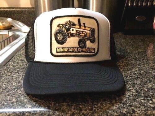 MINNEAPOLIS-MOLINE TRACTOR HAT CAP