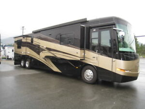 2007 Newmar Mountain Aire Tag Axle Diesel Pusher