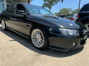 2005 Holden Commodore VZ SS Z Black 4 Speed Automatic Sedan Revesby Bankstown Area Preview