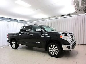 2016 Toyota Tundra NEW INVENTORY! LIMITED 4X4 iFORCE 5.7L V8