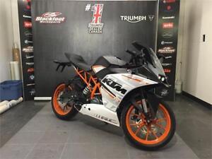 2016 KTM RC390