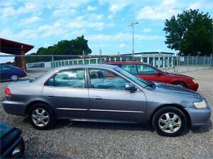2001 Honda Accord Sdn LX