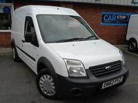 2012 62 FORD TRANSIT CONNECT 1.8 T230 HR VDPF 1D 89 BHP DIESEL