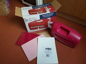 Spellbinders Grand Caliber Die Cutting & Embossing