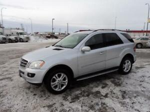 Luxury and comfort 2008 Mercedes Benz ML 350 3.5 v6