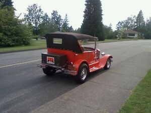 1927 Ford Model T Convertible
