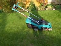 Bosch Rotak 36 Ergoflex lawnmower