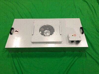 Envirco 2/' x 4/'  Mac 10 Ceiling Fan /& Filter Unit # 6701-99 Terra Universal