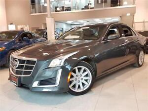 2014 Cadillac CTS Sedan 2.0L TURBO-NAVIGATION-ONLY 74KM