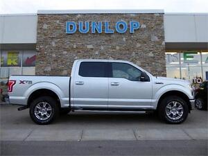 2015 FORD F150 4X4 5.0L V8 XTR PACKAGE 1 OWNER TRUCK! SUPER NICE