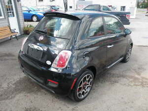 2012 Fiat 500 Sport Coupe (2 door) Kawartha Lakes Peterborough Area image 5