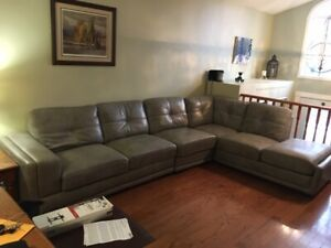 Sectional Sofa- large with storage