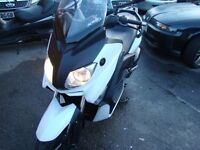 yamaha x-max 250 perfect conditions low milage