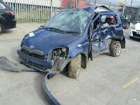 2000 TOYOTA YARIS SR DRIVER SIDE REAR LIGHT (BREAKING)