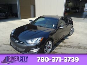 2015 Hyundai Genesis Coupe 3.8GT Navigation (GPS),  Leather,  He