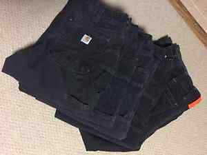 Ladies Size 8 - Carharts & Helly Hanson Pants $100 (Like New) Edmonton Edmonton Area image 1