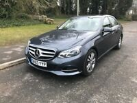 2013(63) Mercedes EClass Auto Hybrid,Diesel,FMSH,SATNAV,LeathersHeated Seats,Bluetooth,£20Rd TAX