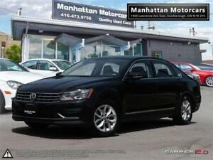 2017 VOLKSWAGEN PASSAT 1.8T |CAMERA|WARRANTY|BLUETOOTH|NOACCIDET