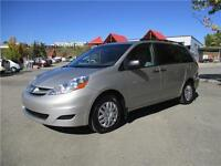 2009 Toyota Sienna CE Only 74,300 KM's No Accidents! Clearance $