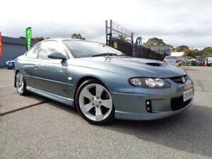 2004 Holden Monaro VZ CV8 Grey 4 Speed Automatic Coupe Pooraka Salisbury Area Preview