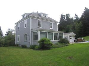 Lovely traditional south shore home in quaint village of LaHave
