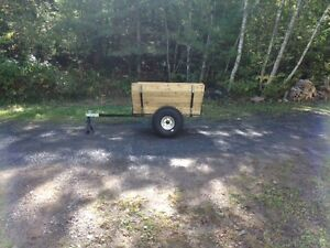 ATV Woods Trailer...nsy