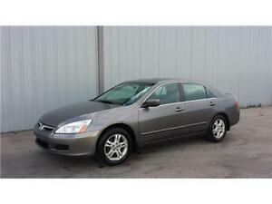 2007 Honda Accord EX Manual ***REDUCED***