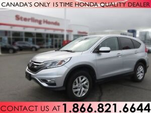 2016 Honda CR-V SE | 1 OWNER | NO ACCIDENTS | LOW KM'S
