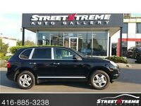 2008 Porsche Cayenne S - 385hp AWD, 4years/80000km warranty