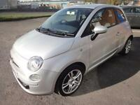2009 Fiat 500 1.2 Pop AUTO Dualogic 3 Door