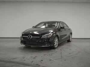 2018 Mercedes-Benz CLA CLA 250 4MATIC LEATHER HEATED SEATS