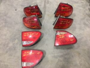 1999-2004 Oldsmobile Alero Rear Tail Lamps