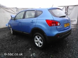 Nissan Qashqai 1.5dci 2008 For Breaking