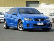 2011 Holden Commodore VE II SV6 Blue 6 Speed Sports Automatic Sedan Diggers Rest Melton Area Preview