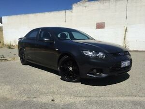 2012 Ford Falcon FG MK2 XR6 Grey 6 Speed Auto Seq Sportshift Sedan Beckenham Gosnells Area Preview