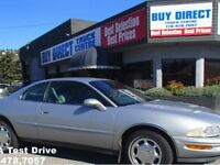 1997 Buick Riviera Base 2dr Coupe