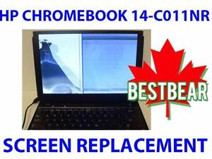 Screen Replacment for HP CHROMEBOOK 14-C011NR Series Laptop