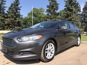 2016 Ford Fusion, SE-PKG, AUTO, FULLY LOADED, CLEAN CARFAX!