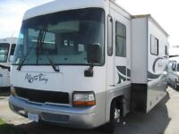 looking for a class A motorhome ,30 to 34 long with a slide out