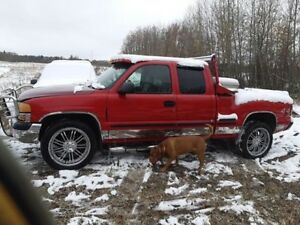 2002 gmc 1500 step side