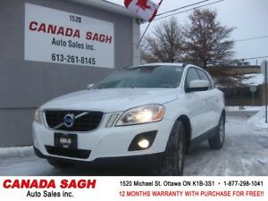 2010 Volvo XC60 LUXURIOUS SUV 91miles !! 12M.WRTY+SAFETY $11900