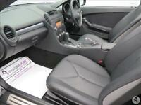 Mercedes Benz SLK K 200k 1.8 2dr Auto