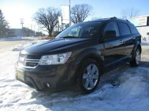 2012 DODGE JOURNEY R/T AWD,