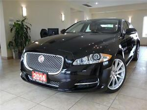 2014 Jaguar XJ 3.0 AWD Navi|PanoRoof|BlindSpot|Massage