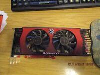 Cheap Video Card Gainward GTX 275 GS 896M DDR3 448B CRT DVI HDMI